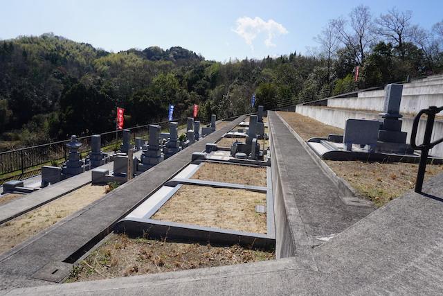 あしな墓苑「本安寺墓地」1