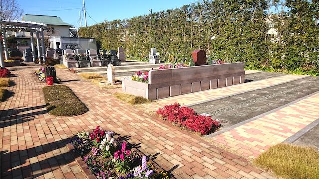 世田谷やすらぎ墓苑・ガーデニング型樹木葬「セレナージュ」−04