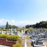 広島墓園・第三墓地