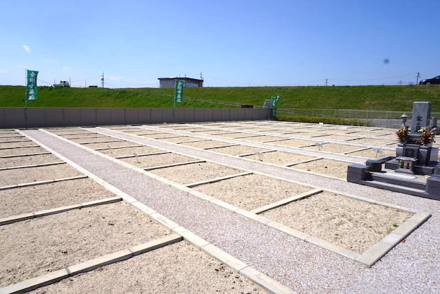あしな墓苑「本安寺墓地」5