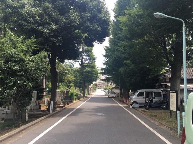 都立雑司ヶ谷霊園09