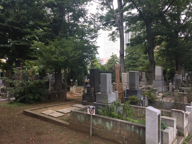 都立雑司ヶ谷霊園06