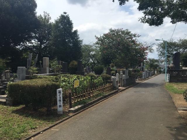 染井霊園04