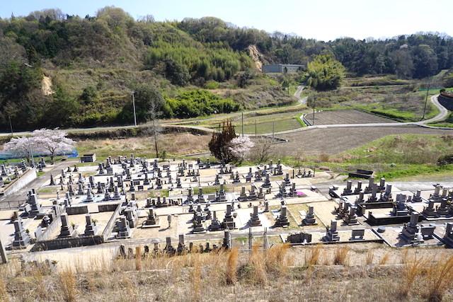 あしな墓苑「本安寺墓地」3