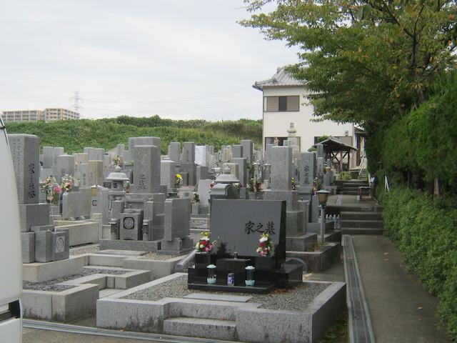 津田霊苑−基本−霊園全体