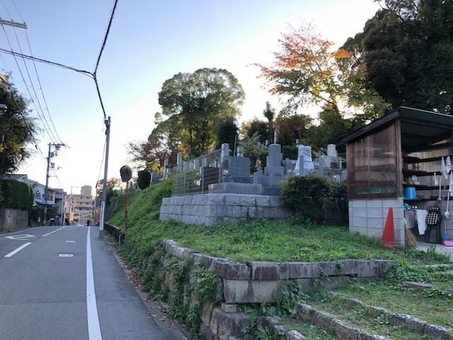 京都市営地蔵山墓地_01
