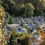 京都市営清水山墓地