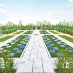 和モダン庭園墓小平寳縁の庭
