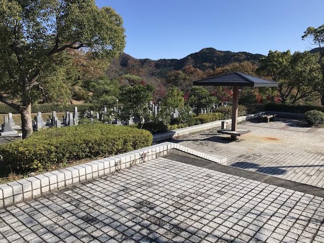長浜市松の岩公園墓地_05