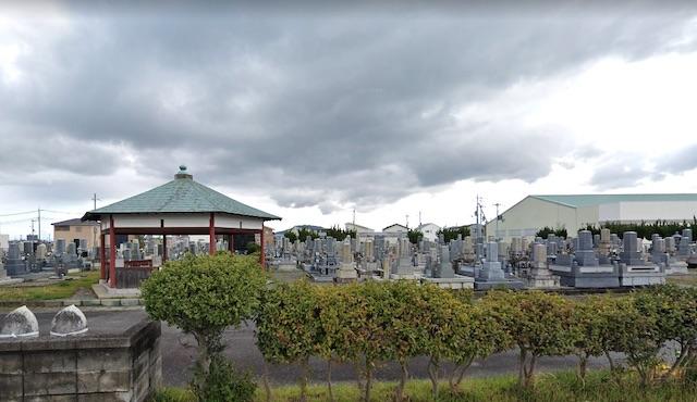 幣ノ木墓地