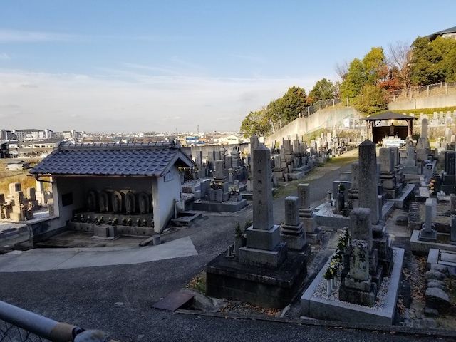 山中田墓地_06