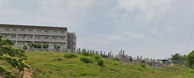 大津市国分墓地