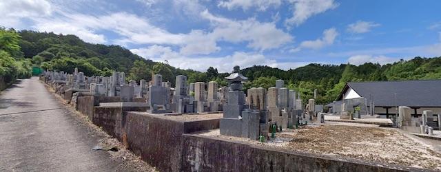 一乗寺北墓地