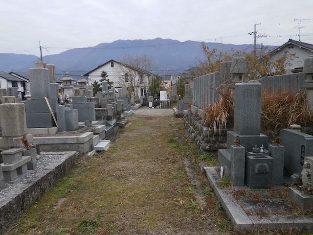 御所市営墓地_03