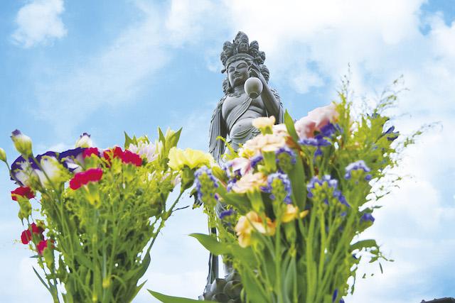 和モダン庭園墓小平寳縁の庭_01