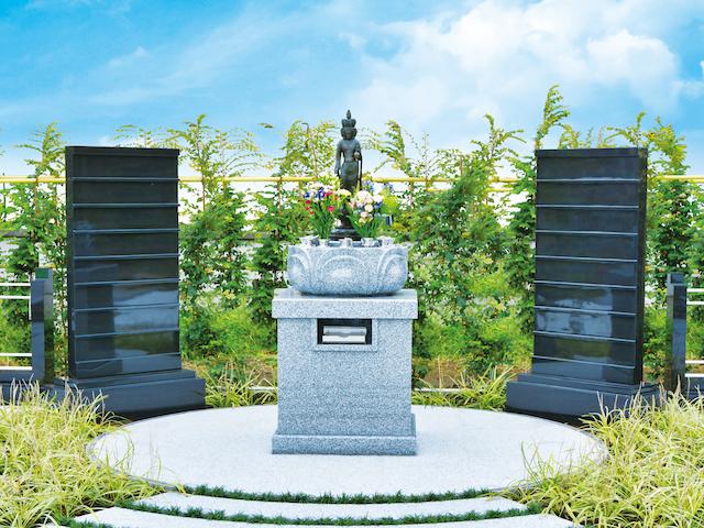 和モダン庭園墓小平寳縁の庭_02