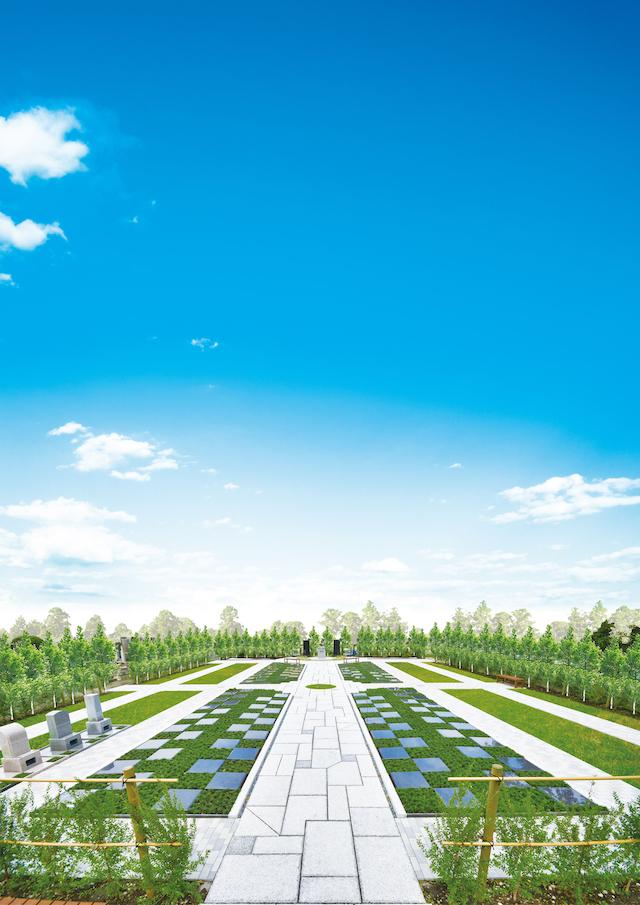 和モダン庭園墓小平寳縁の庭_09
