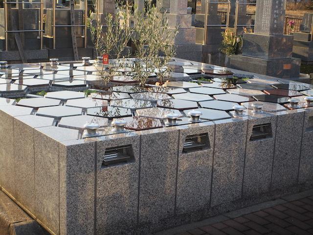 新所沢霊園ガーデニング型樹木葬「アルヴェアージュ」_03