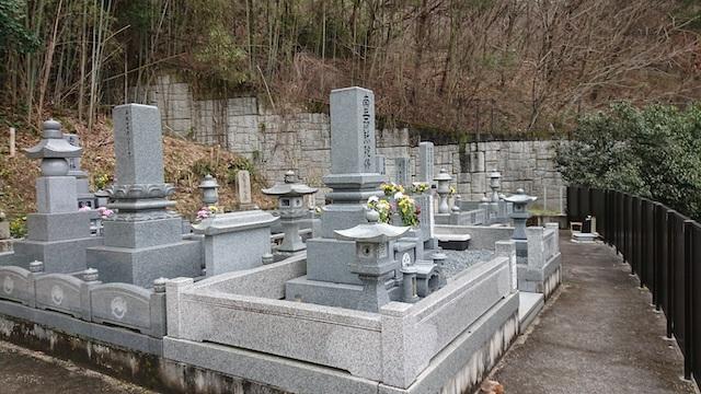 東広島市営 中屋谷第2墓園_02