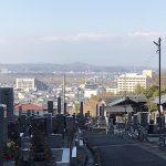 京都府木津川市の墓地