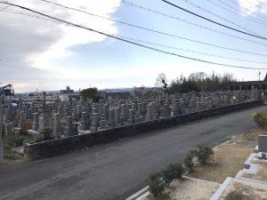 京都府上狛墓地