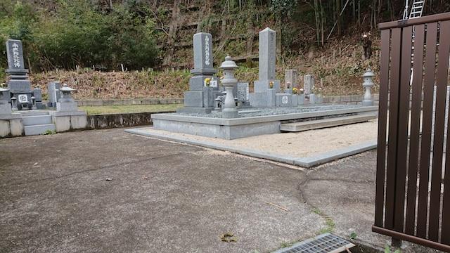 東広島市営 中屋谷第2墓園_05