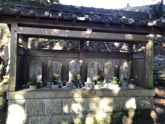 京都府奥畑墓地