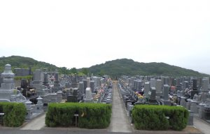 ひびき灘公園墓地_霊園