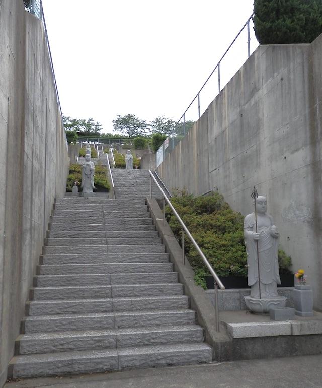 ひびき灘公園墓地_入口