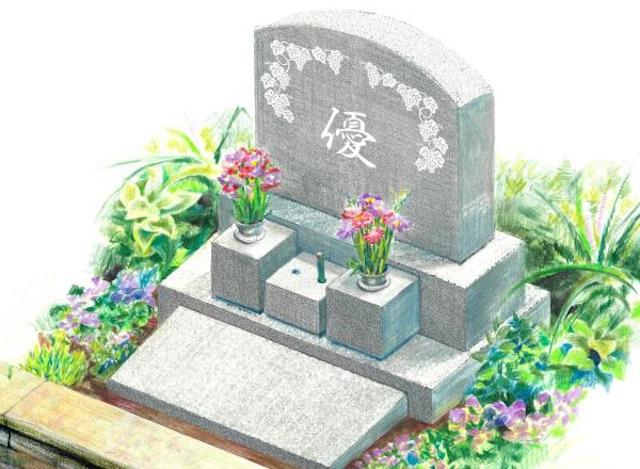 泰平寺霊園樹木葬・HEALING GARDEN_家族永代供養墓「輝-かがやき-」