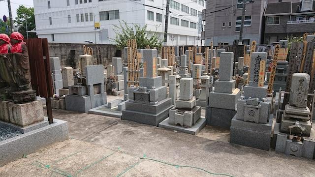 浄国寺−基本−墓所14