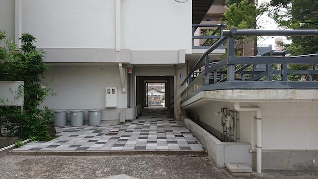 浄国寺−基本−本堂通路02