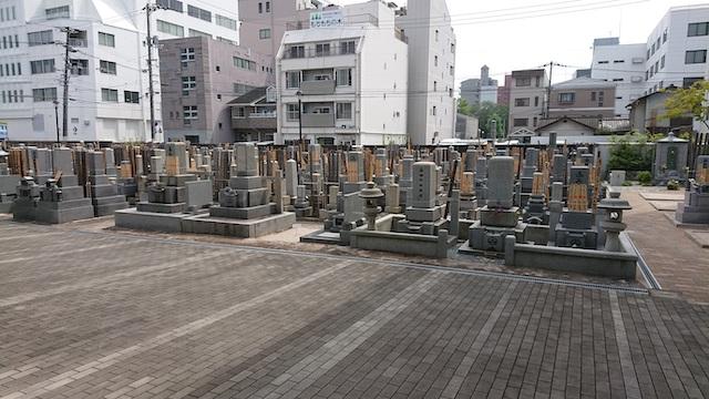 浄国寺−基本−墓所01