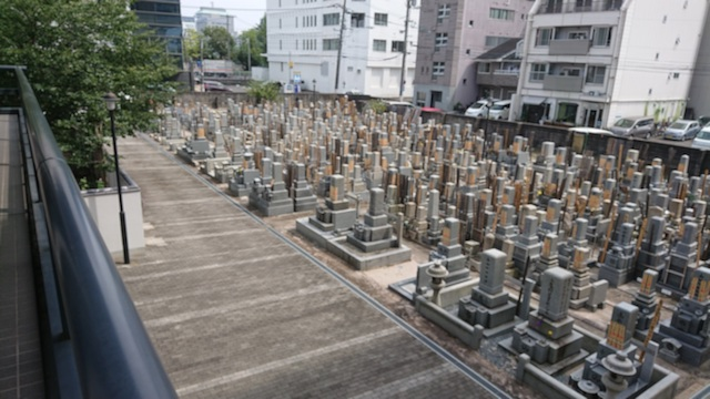 浄国寺−基本−墓所全体写真03