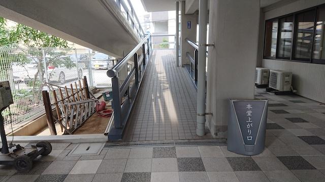 浄国寺−基本−本堂通路01