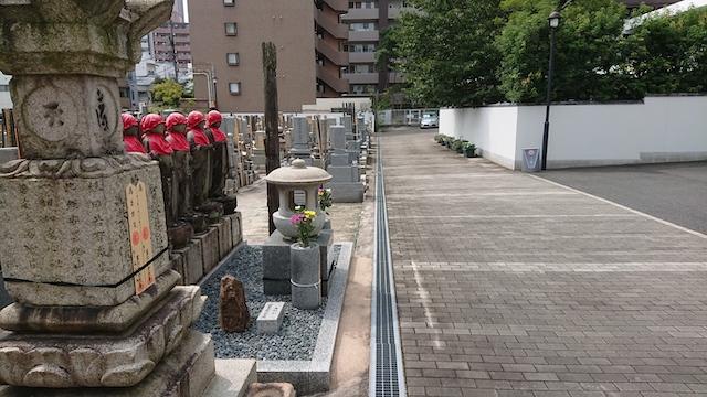 浄国寺−基本−墓所16