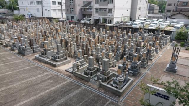 浄国寺−基本−墓所全体写真04