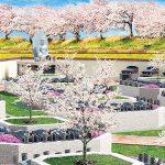 樹木葬・家族墓「桜樹の杜」(富山市)