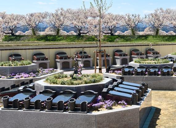 樹木葬・家族墓「桜樹の杜」(富山市)霊園